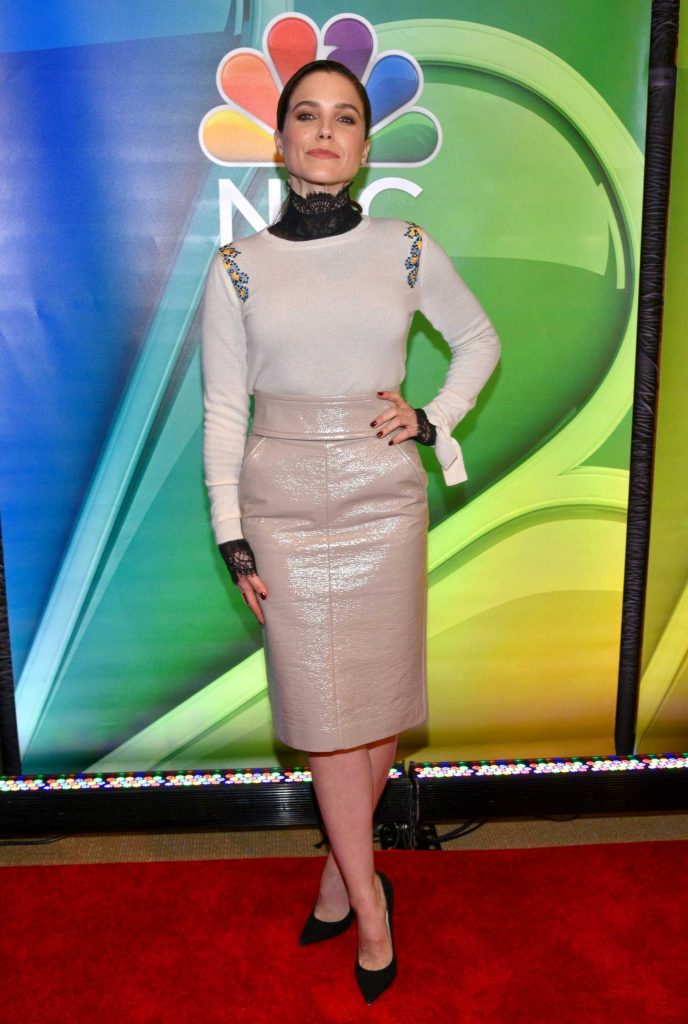 Sophia Bush at the NBC Mid Season Press Day in New York-3