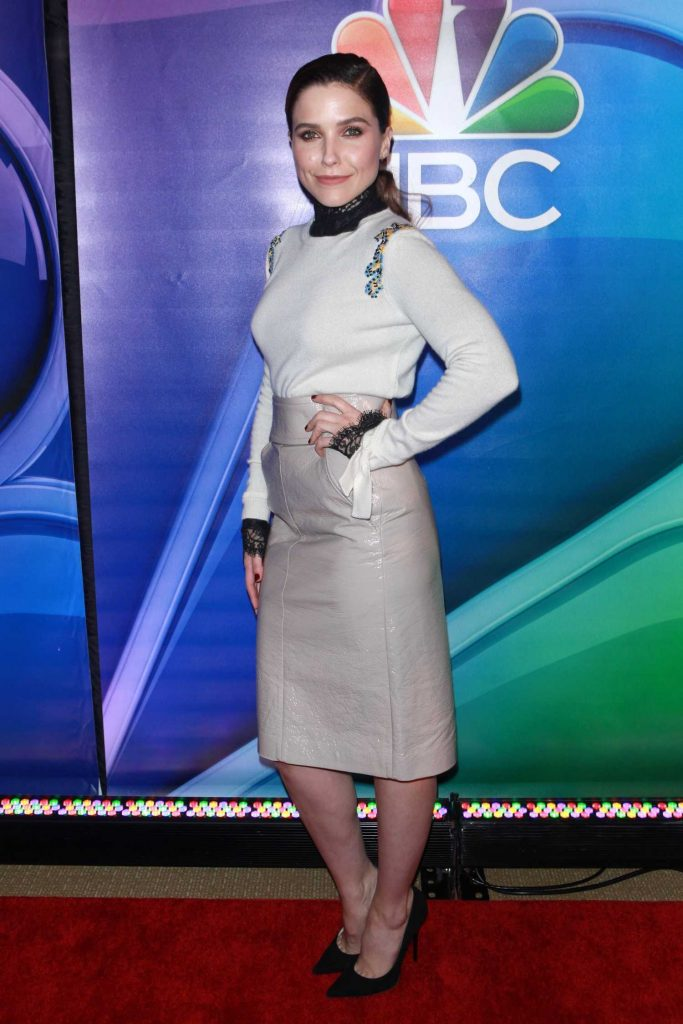 Sophia Bush at the NBC Mid Season Press Day in New York-4