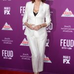 Susan Sarandon at the Feud: Bette and Joan TV Series Premiere in Los Angeles