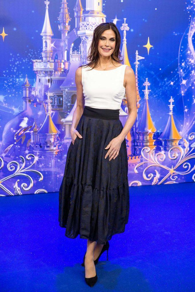 Teri Hatcher at the Disneyland Paris 25th Anniversary Celebration-1