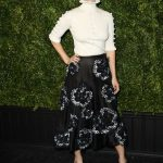 Alice Eve at the Chanel Artists Dinner During the Tribeca Film Festival in New York