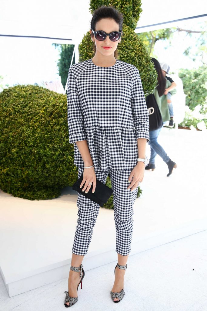 Camilla Belle at the Victoria Beckham for Target Garden Party in Los Angeles-3