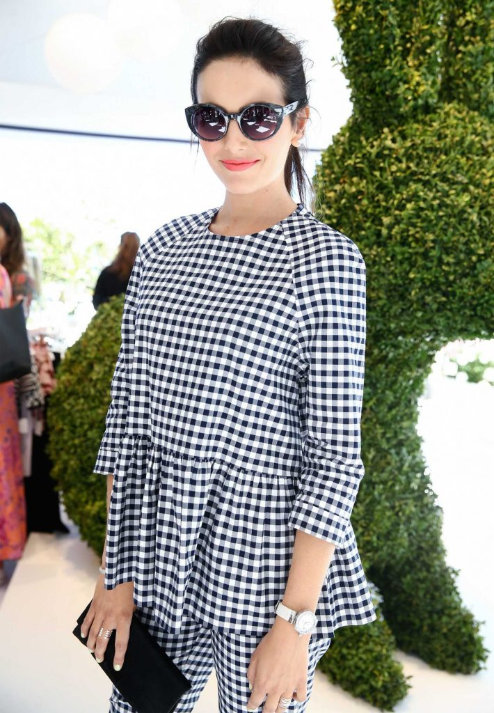 Camilla Belle at the Victoria Beckham for Target Garden Party in Los Angeles-4