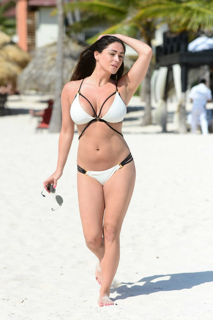 Casey Batchelor in Bikini in the Dominican Republic-2