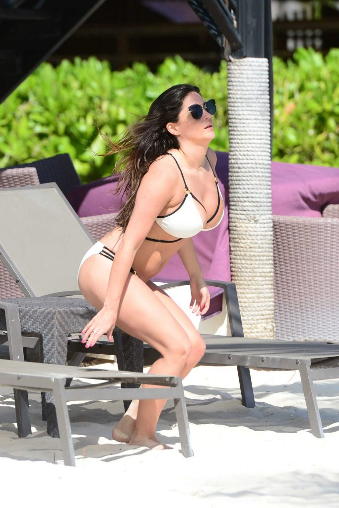 Casey Batchelor in Bikini in the Dominican Republic-5