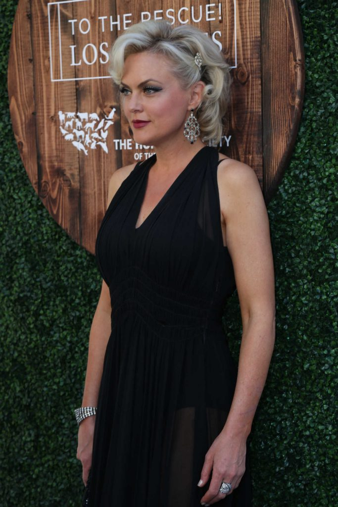 Elaine Hendrix at the Humane Society of the United States' Annual to the Rescue! Los Angeles Benefit in Hollywood-4