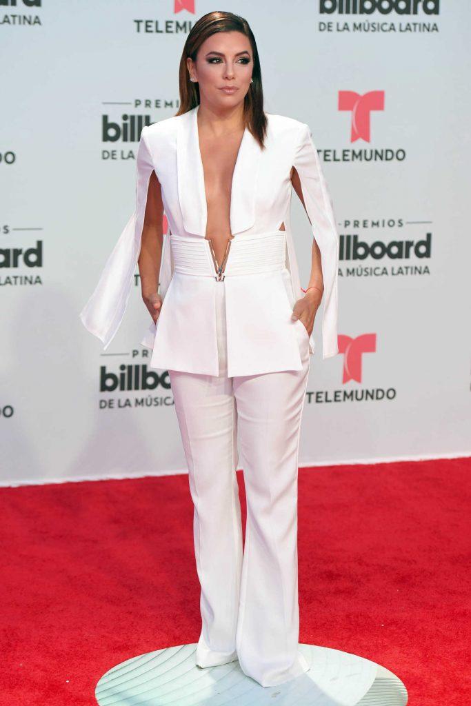 Eva Longoria at 2017 Billboard Latin Music Awards in Miami-1