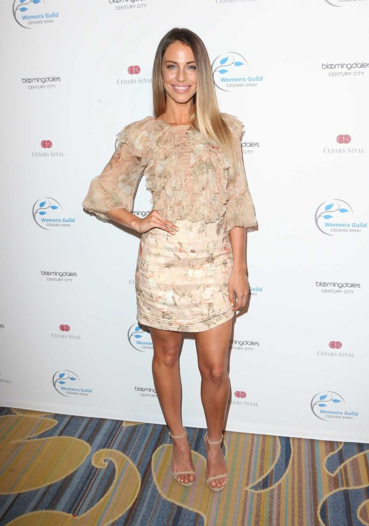 Jessica Lowndes at the Women's Guild Cedars-Sinai Annual Spring Luncheon in Los Angeles-2