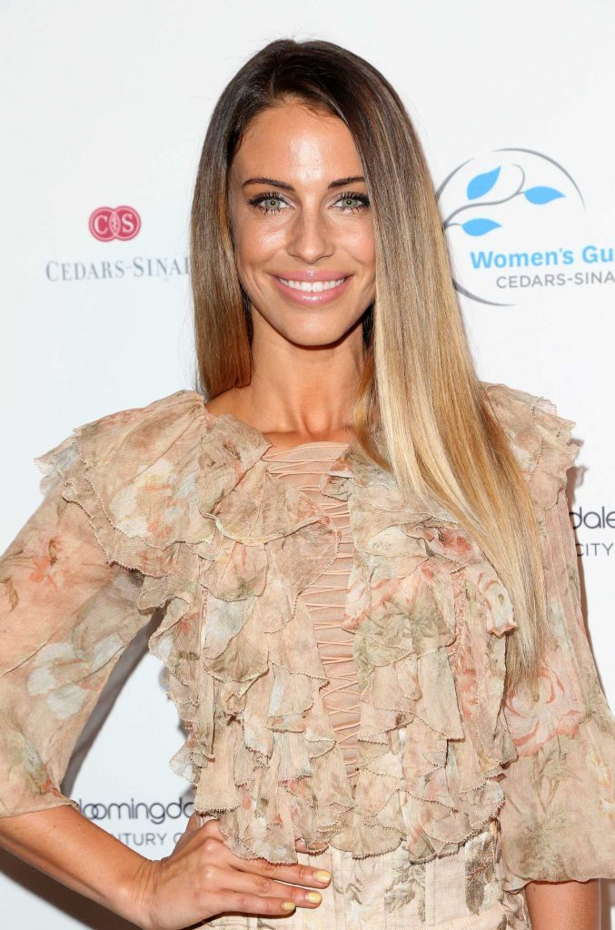 Jessica Lowndes at the Women's Guild Cedars-Sinai Annual Spring Luncheon in Los Angeles-5