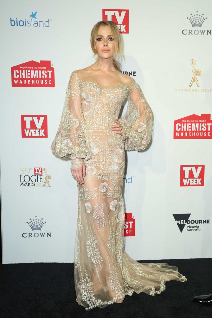 Jessica Marais at the 59th Annual TV Week Logie Awards in Melbourne-1