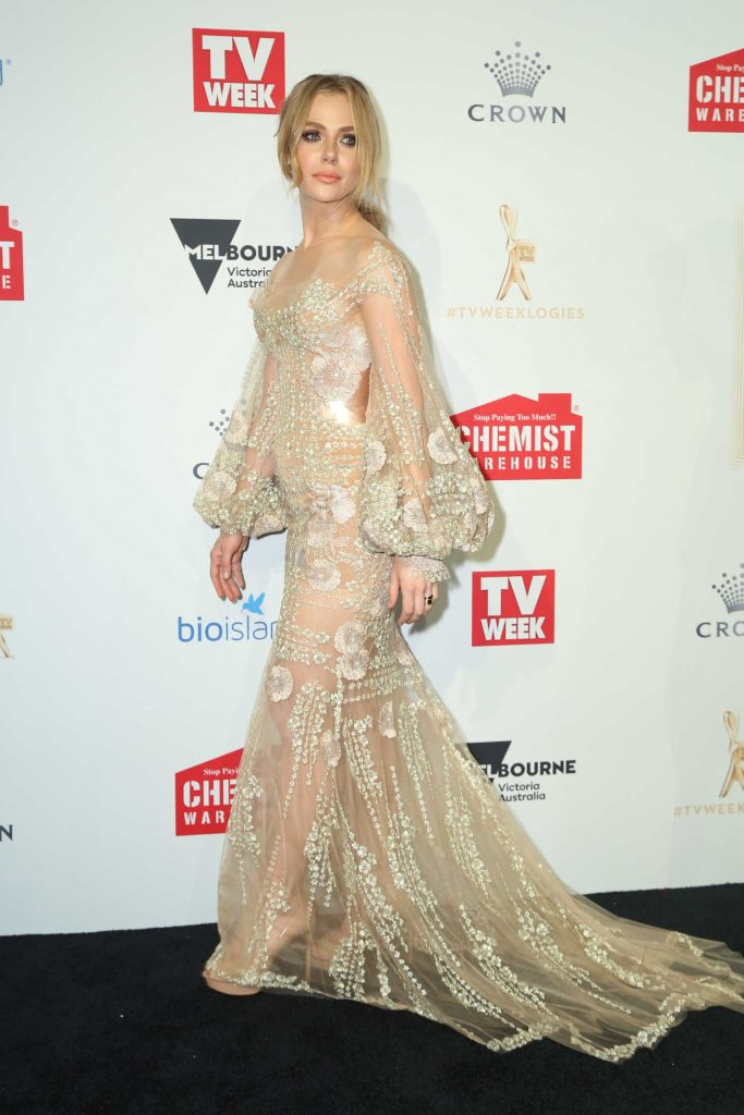 Jessica Marais at the 59th Annual TV Week Logie Awards in Melbourne-2