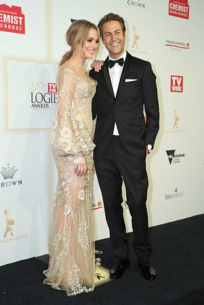 Jessica Marais at the 59th Annual TV Week Logie Awards in Melbourne-5