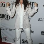 Juliette Lewis at the Shot! The Psycho-Spiritual Mantra of Rock Premiere in Los Angeles