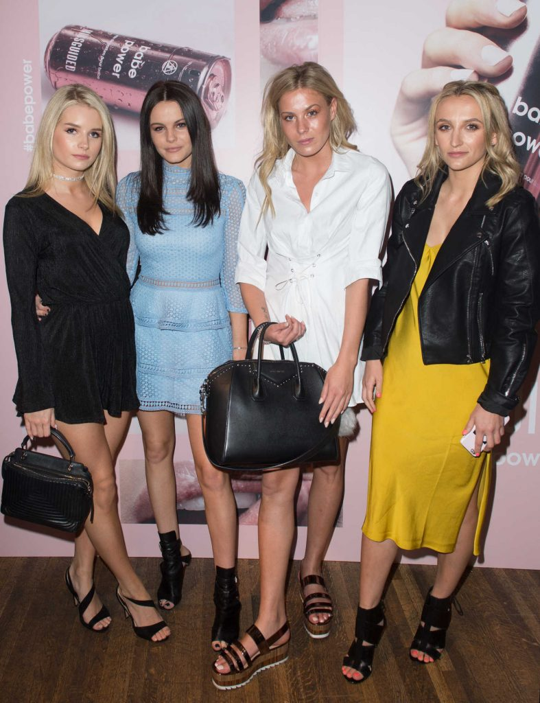 Lottie Moss at The Missguided Babe Power Launch Event in London-4