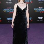 Molly Quinn at the Guardians of the Galaxy Vol 2 Los Angeles Premiere