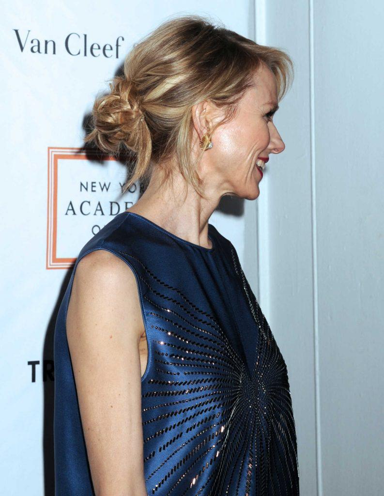 Naomi Watts at the New York Academy of Art Tribeca Ball-4