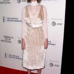 Rebecca Hall at The Dinner Premiere During the Tribeca Film Festival in New York