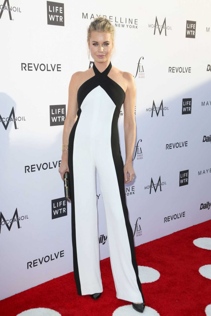 Rebecca Romijn at the Daily Front Row's 3rd Annual Fashion Los Angeles Awards at the Sunset Tower Hotel-1