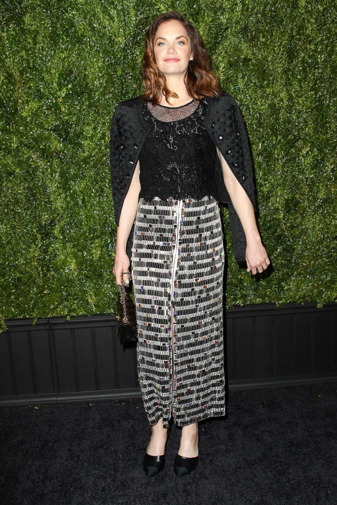 Ruth Wilson at the 12th Annual Tribeca Film Festival Artists Dinner in New York-1
