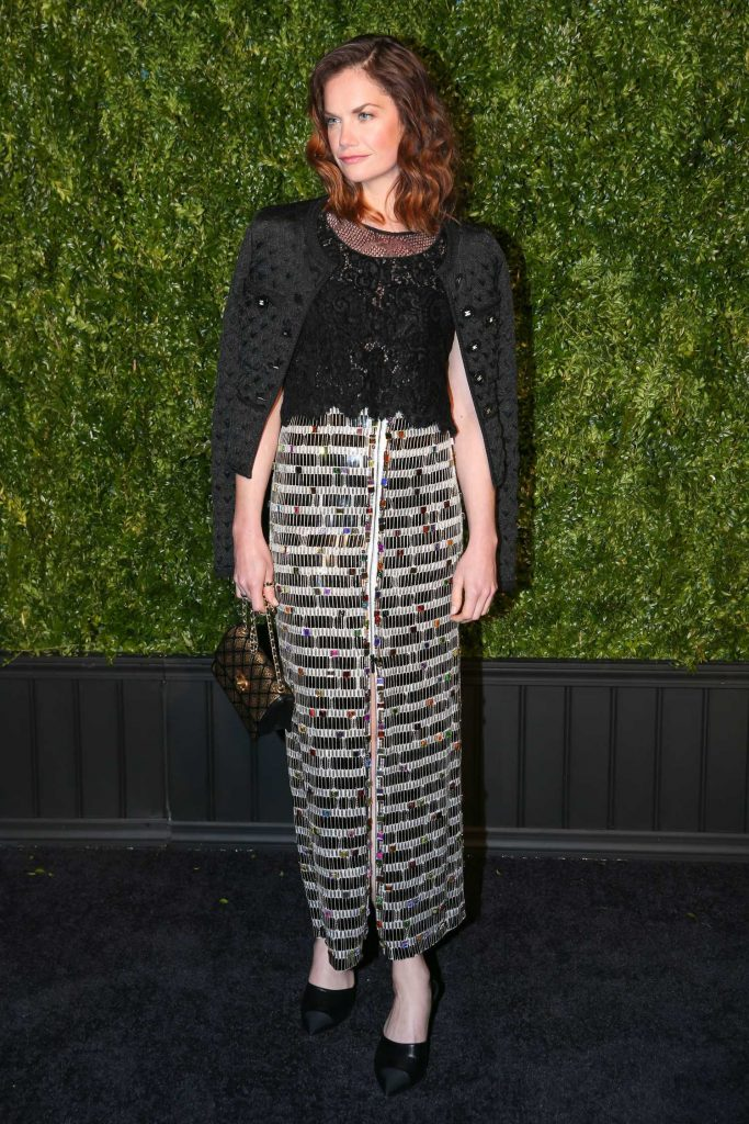 Ruth Wilson at the 12th Annual Tribeca Film Festival Artists Dinner in New York-2