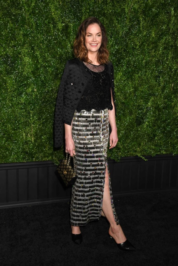 Ruth Wilson at the 12th Annual Tribeca Film Festival Artists Dinner in New York-3