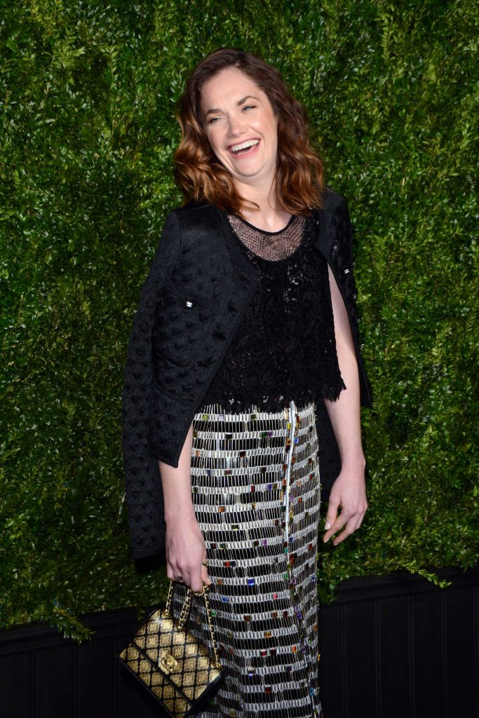 Ruth Wilson at the 12th Annual Tribeca Film Festival Artists Dinner in New York-4