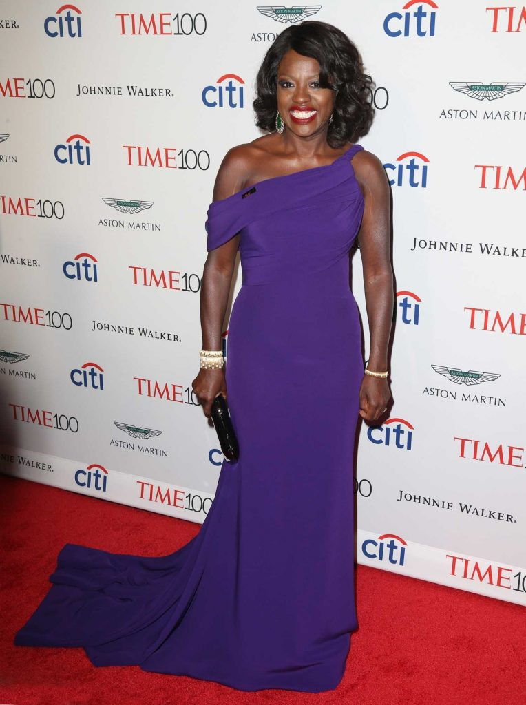 Viola Davis at the 2017 Time 100 Gala at Jazz at Lincoln Center in New York-2