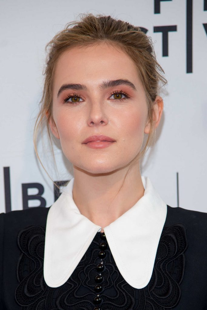 Zoey Deutch at the Flower Screening During the Tribeca Film Festival in New York-5