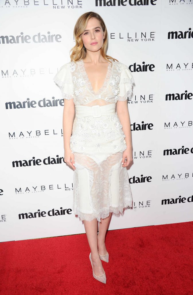 Zoey Deutch at the Marie Claire Celebrates Fresh Faces Event in Los Angeles-1