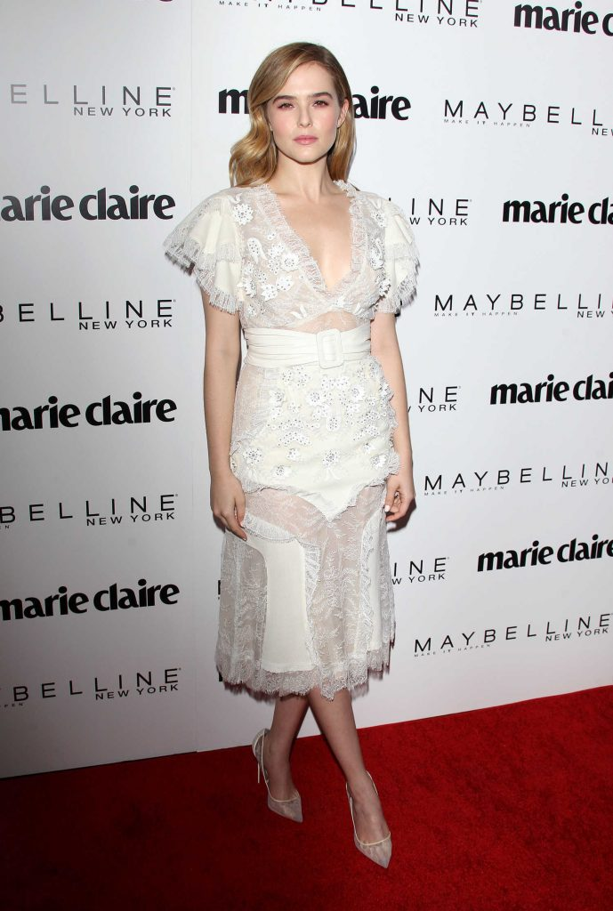 Zoey Deutch at the Marie Claire Celebrates Fresh Faces Event in Los Angeles-2