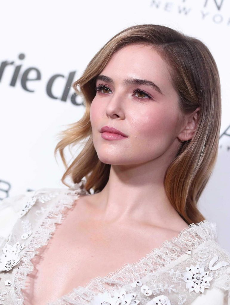 Zoey Deutch at the Marie Claire Celebrates Fresh Faces Event in Los Angeles-5
