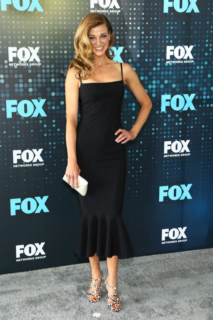 Adrianne Palicki at the Fox Upfront Presentation in NYC-1