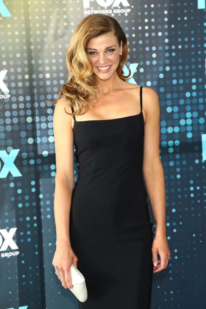 Adrianne Palicki at the Fox Upfront Presentation in NYC-3
