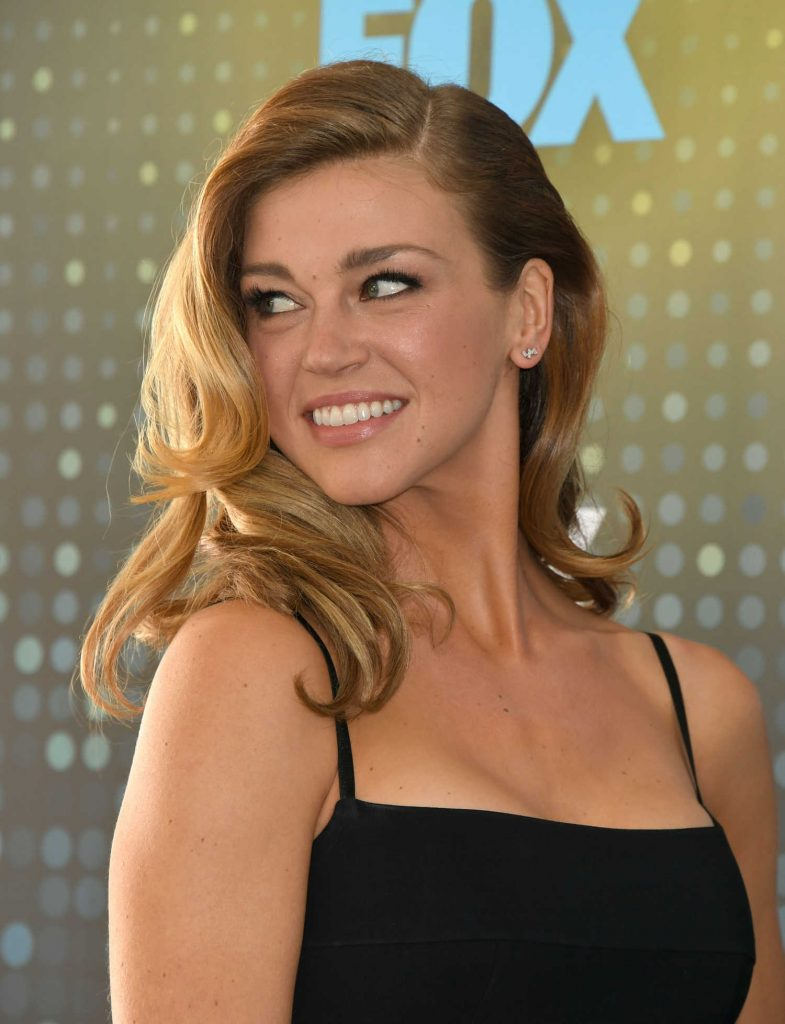 Adrianne Palicki at the Fox Upfront Presentation in NYC-5