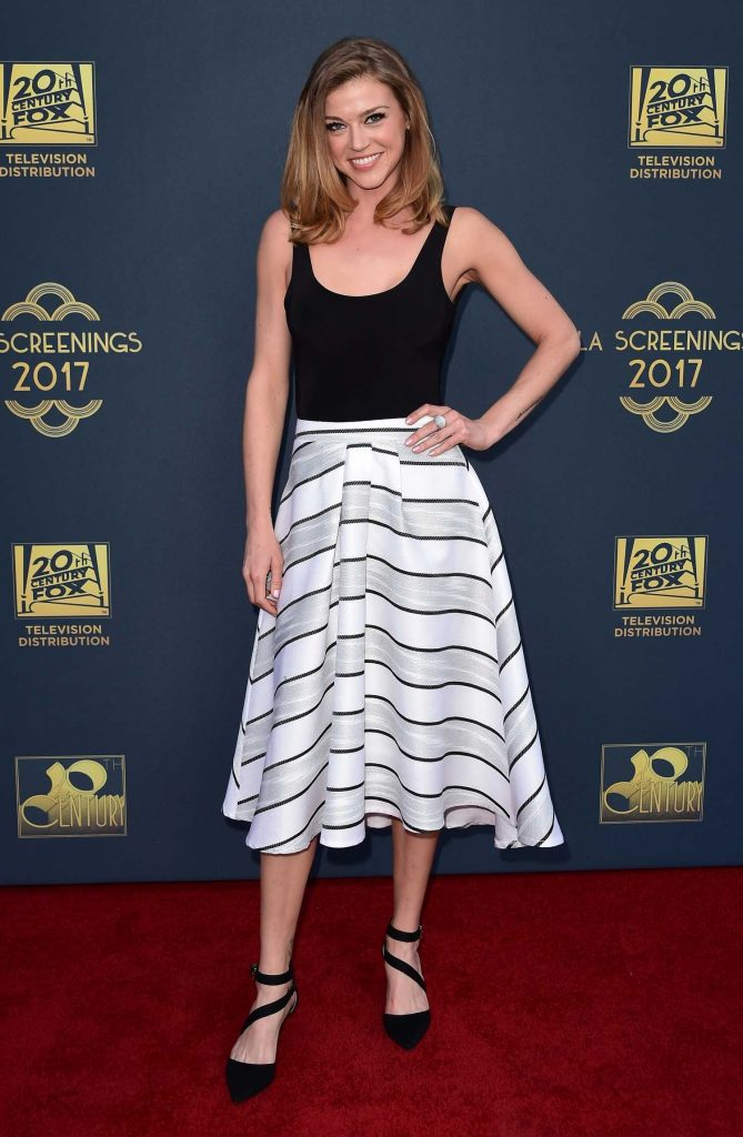 Adrianne Palicki at the Twentieth Century Fox Television Los Angeles Screening Gala-1