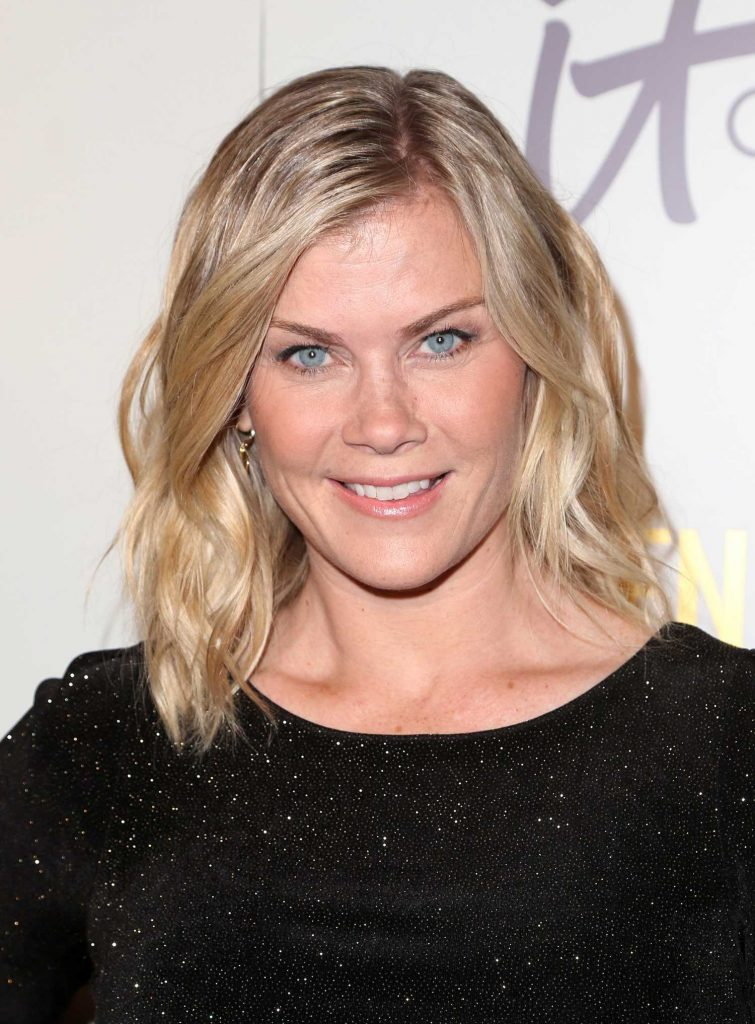 Alison Sweeney at the Women's Choice Awards in Los Angeles-2