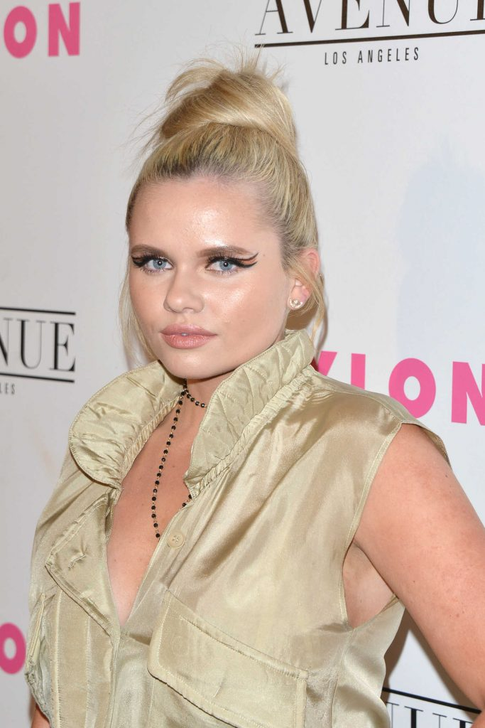Alli Simpson at the Nylon Young Hollywood Party in Los Angeles-4