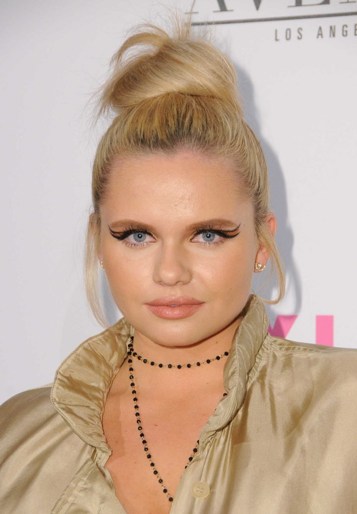 Alli Simpson at the Nylon Young Hollywood Party in Los Angeles-5