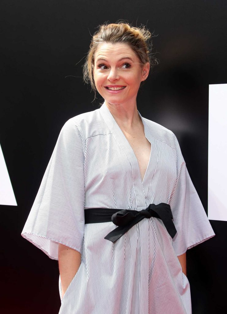Amy Seimetz at Sir Ridley Scott Hand and Footprint Ceremony in Hollywood-4