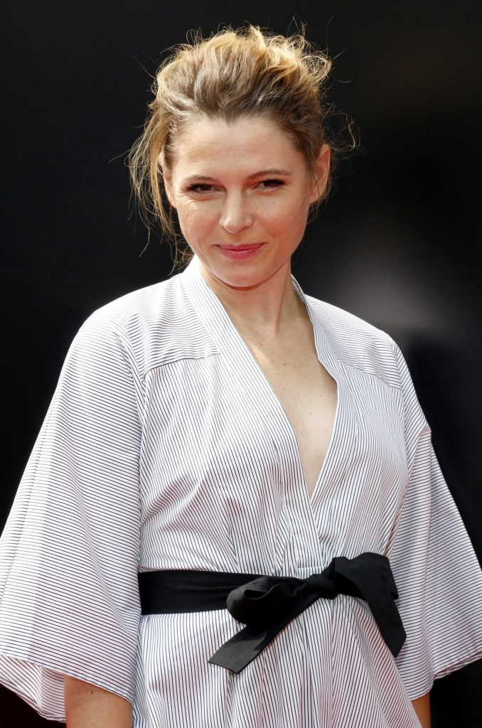 Amy Seimetz at Sir Ridley Scott Hand and Footprint Ceremony in Hollywood-5