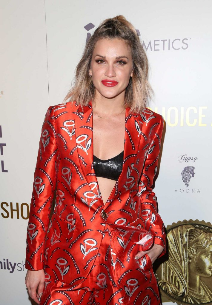 Ashley Roberts at the Women's Choice Awards in Los Angeles-2