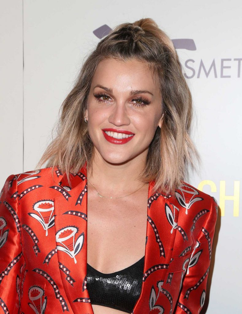 Ashley Roberts at the Women's Choice Awards in Los Angeles-3