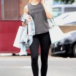 Beth Behrs Was Spotted Out in Los Angeles