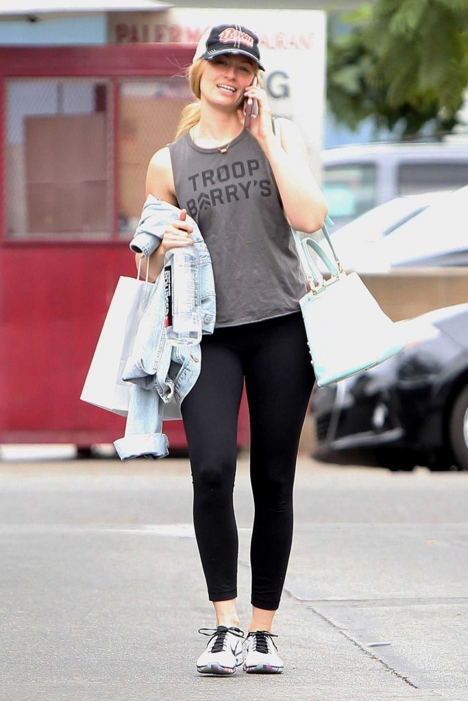 Beth Behrs Was Spotted Out in Los Angeles-1