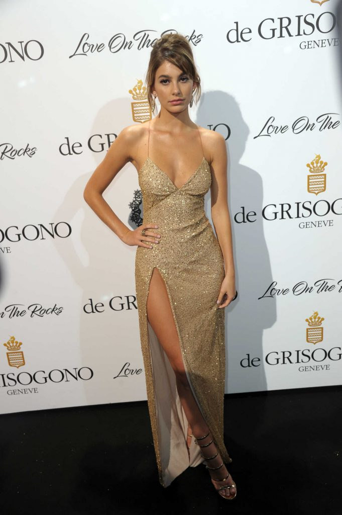 Camila Morrone at De Grisogono Party During the 70th Cannes Film Festival-1