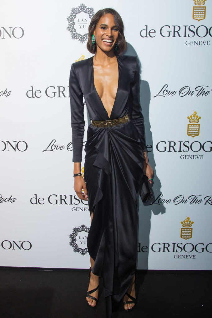 Cindy Bruna at De Grisogono Party During the 70th Cannes Film Festival-1