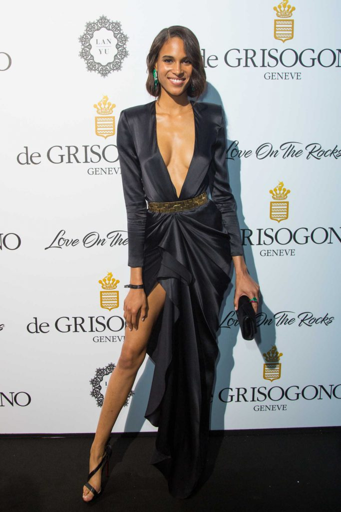 Cindy Bruna at De Grisogono Party During the 70th Cannes Film Festival-2