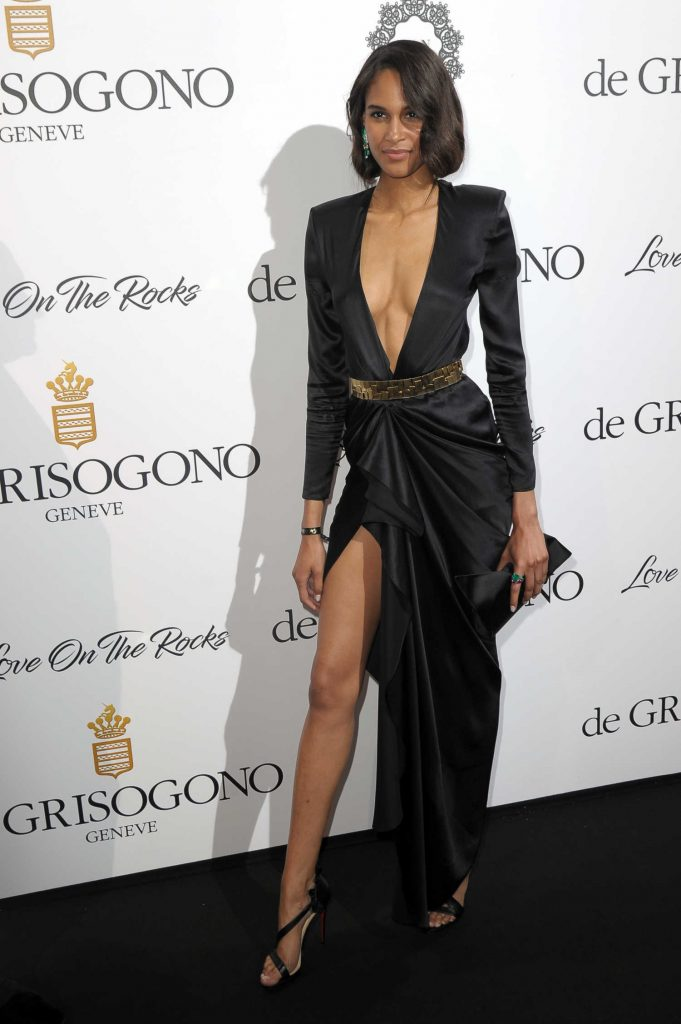 Cindy Bruna at De Grisogono Party During the 70th Cannes Film Festival-3