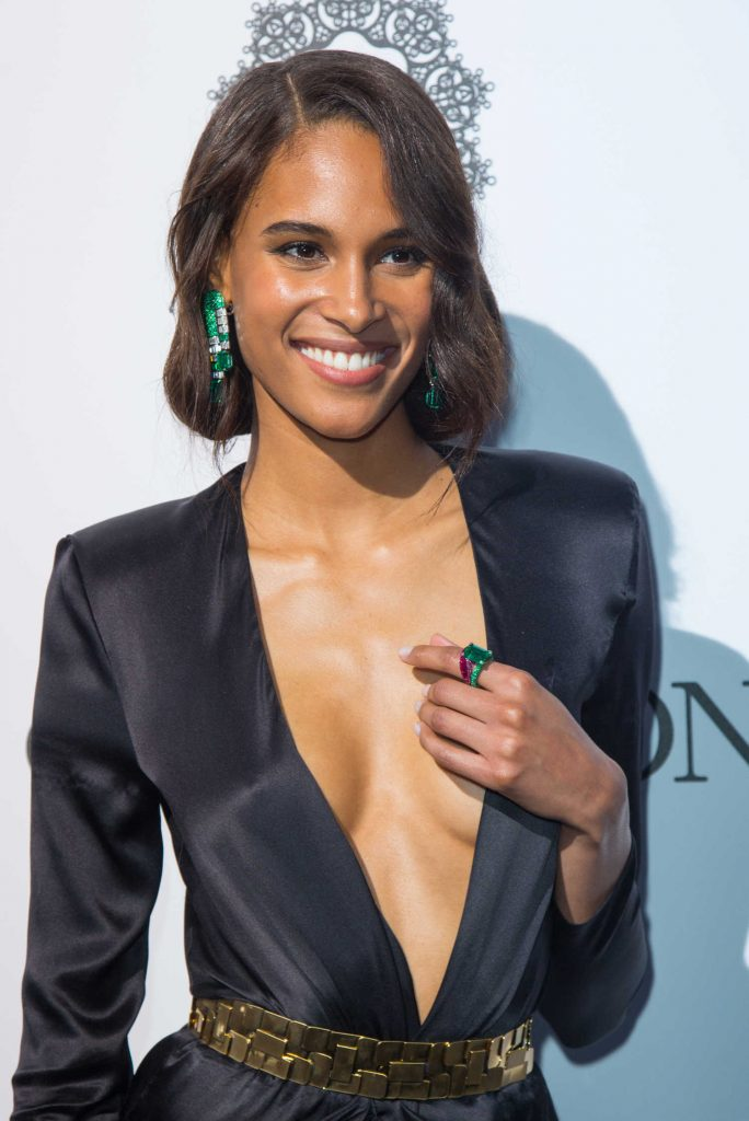 Cindy Bruna at De Grisogono Party During the 70th Cannes Film Festival-4