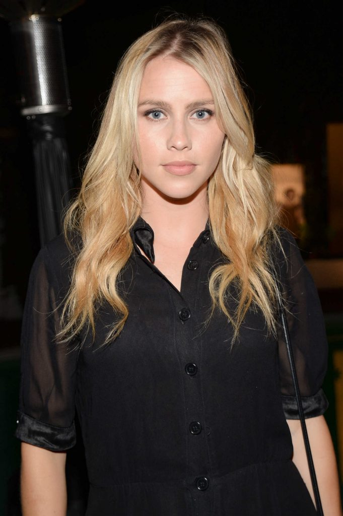 Claire Holt at Oliver Peoples 30th Anniversary Party in Los Angeles-2
